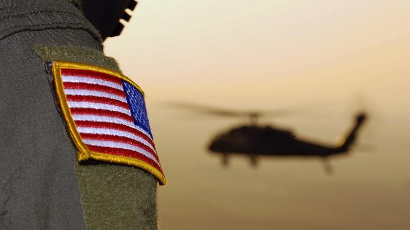 ABD'den PKK/ SDG'ye pilotluk eğitimi