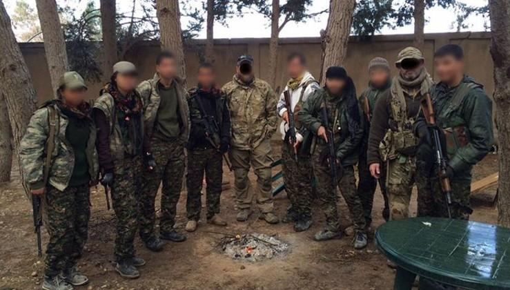 ABD'nin paralı katillerinden PKK/YPG'ye sözleşmeli eğitim!