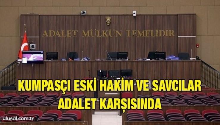 FETÖ kumpaslarından ''Balyoz'' soruşturmasıyla ilgili yargılama devam ediyor