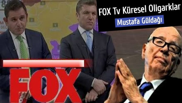 FOX TV & Küresel Oligarklar