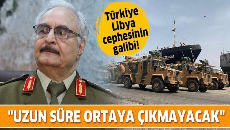 Türkiye'de Libya'yı kurtardı! Çöken mevcut müesses nizam, bu cephede de yenildi