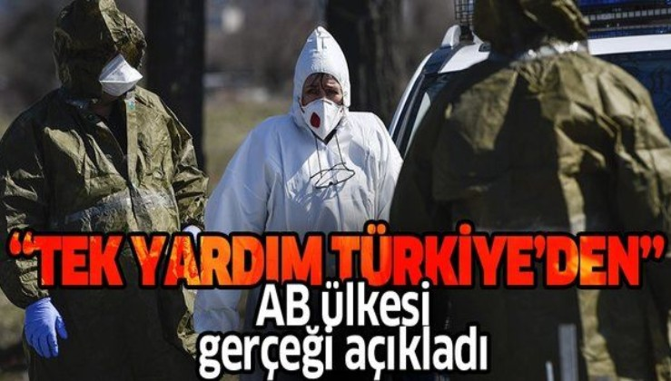 Bulgaristan duyurdu: Bize Türkiye yardım ediyor, Avrupa'dan tek bir yardım gelmedi!.