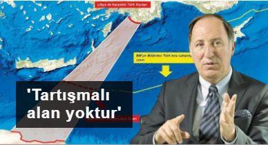 Cem Gürdeniz'den İbrahim Kalın'a 'kıta sahanlığı' tepkisi