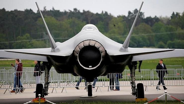 Bloomberg: F-35'leri vermemek ters tepecek!