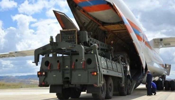 Rusya'dan kritik S-400 açıklaması.