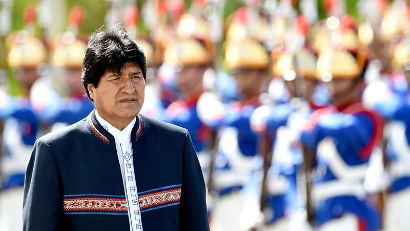 Eva Morales nasıl devrildi?