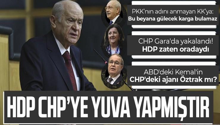 MHP Genel Başkanı Devlet Bahçeli'den devleti suçlayanlara zehir zemberek sözler