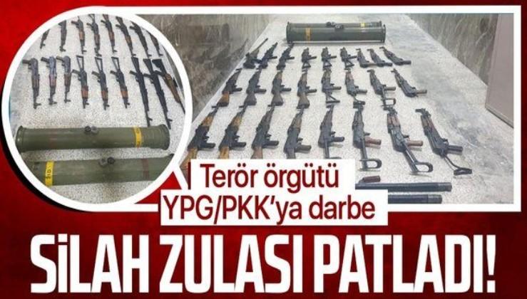 PKK/YPG'ye büyük darbe