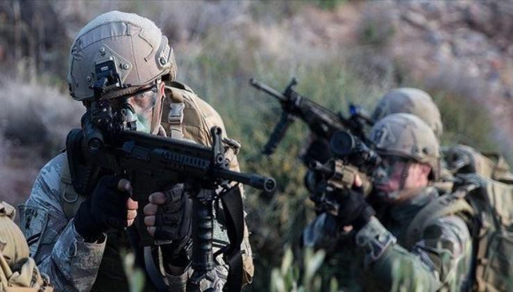 SON DAKİKA: Eren-13 Jandarma Teğmen Şafak EVRAN Operasyonu'nda 4 terörist etkisiz hale getirildi