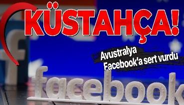 Avustralya Başbakanı Morrison'dan Facebook'un haber paylaşımlarını engellemesine tepki: Küstahça