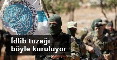 İdlib tuzağı böyle kuruluyor: ABD'nin HTŞ-PKK planı