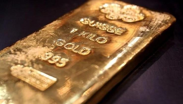 Londra'dan gizli altın nakli: 100 ton ağırlığında