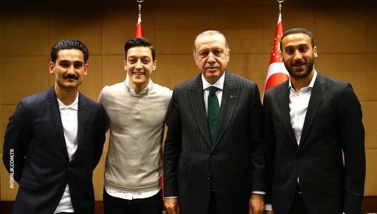 Mesut Özil ya 'Selo' ile görüşseydi?