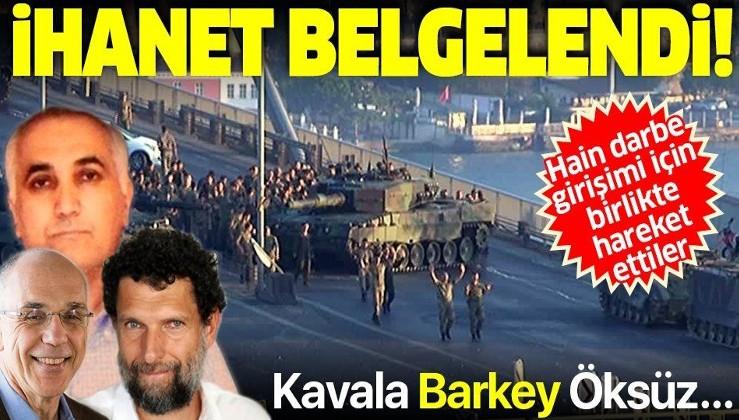 Osman Kavala-Henri Barkey-Adil Öksüz arasında 'paralel' bağlantı ortaya çıktı