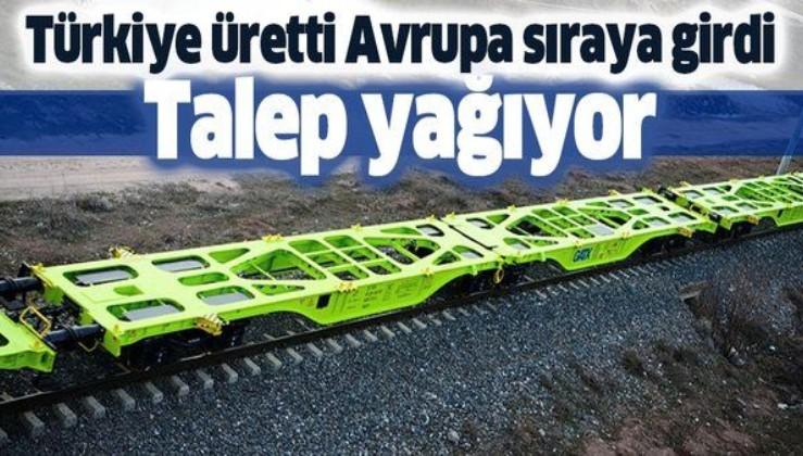 Türkiye üretti Avrupa almak için sıraya girdi! Talep yağıyor