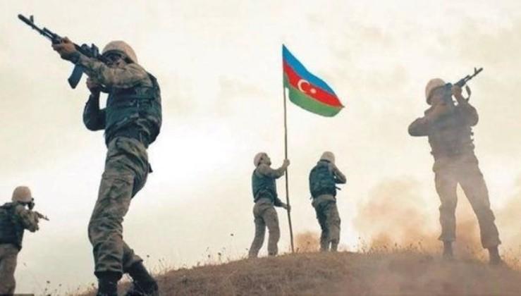 Kahraman Azerbaycan ordusu Cebrail ilinin 3 köyünü daha işgalden kurtardı