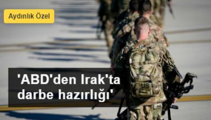 'ABD'den Irak'ta darbe hazırlığı' iddiası
