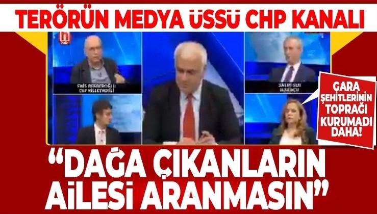Halk TV'de skandal! PKK'nın erimesinden rahatsız oldular: Dağa çıkanların teslim olması için aileler aranmamalı