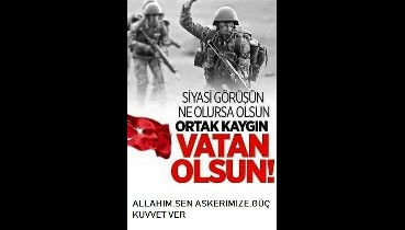 ŞİDDETLENEN PSİKOLOJİK SAVAŞTA ABD, PKK, HDP, FETÖ'ya hizmet edenler