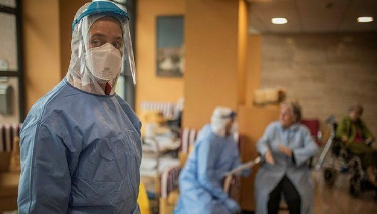 Son dakika: İspanya'da koronavirüs bilançosu artıyor! Son 24 saatte....