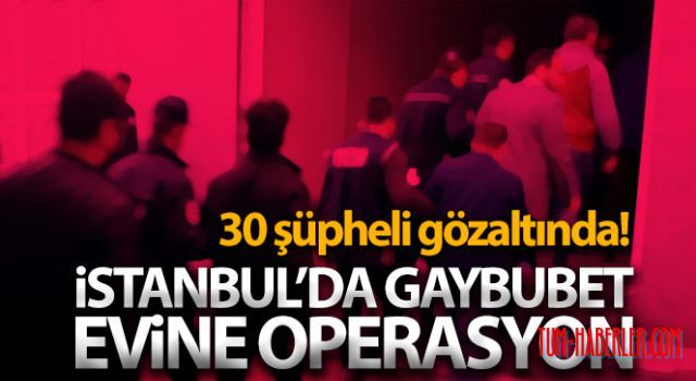 """SON DAKİKA: FETÖ'nün """"gaybubet evi"""" yapılanmasına eş zamanlı baskın: 30 şüpheli yakalandı"""