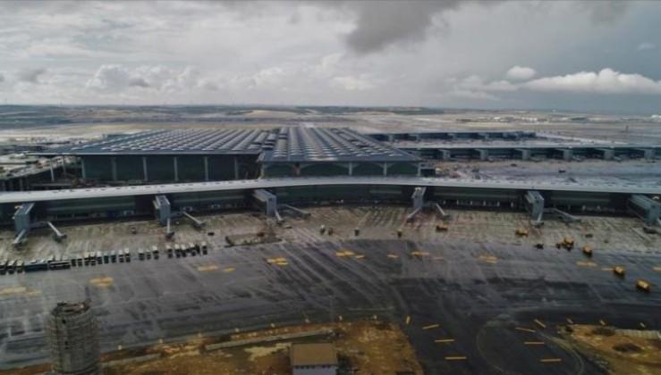 Yeni havalimanının ismi bir haftadır 'Fatih Sultan Mehmet' olarak görünüyor