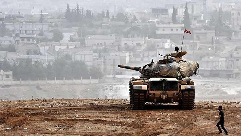 Türkiye'nin Suriye'de politik amacı nedir ?