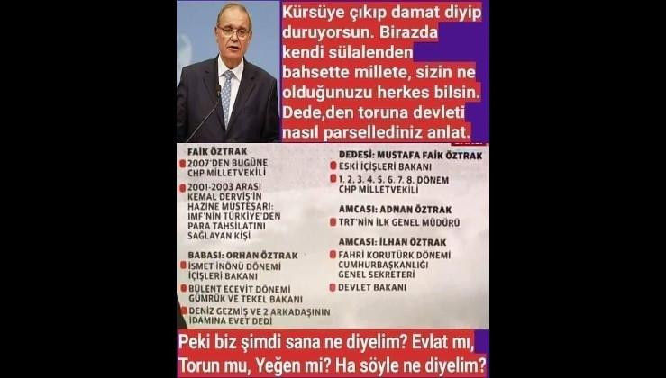 Türkiye'de İktidar Doğanlar