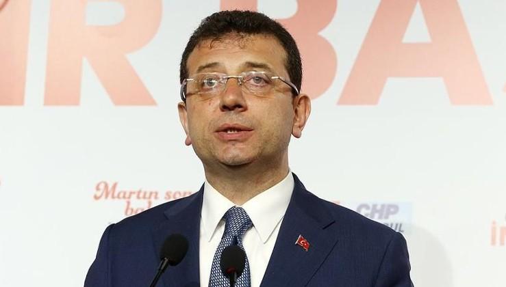 Türkiye'ye yaptırım İmamoğlu'na kredi