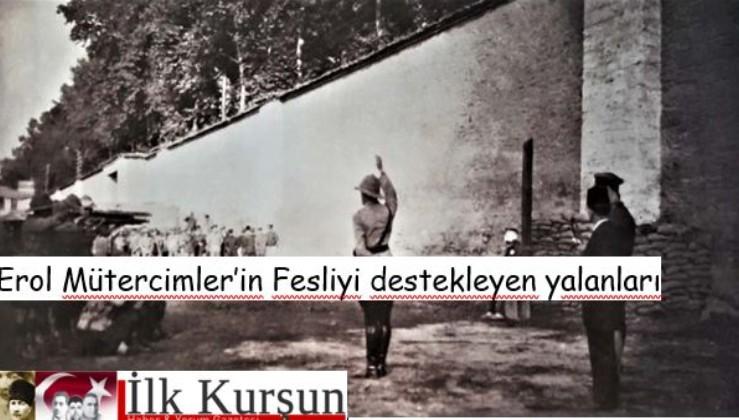 Cengiz Özakıncı, Söylenti Tarihçilerine karşı belgeleriyle yanıt verdi...