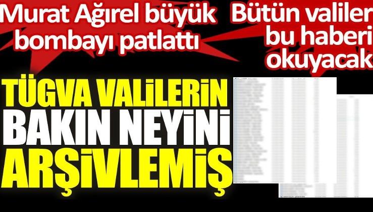 Murat Ağırel bombayı patlattı