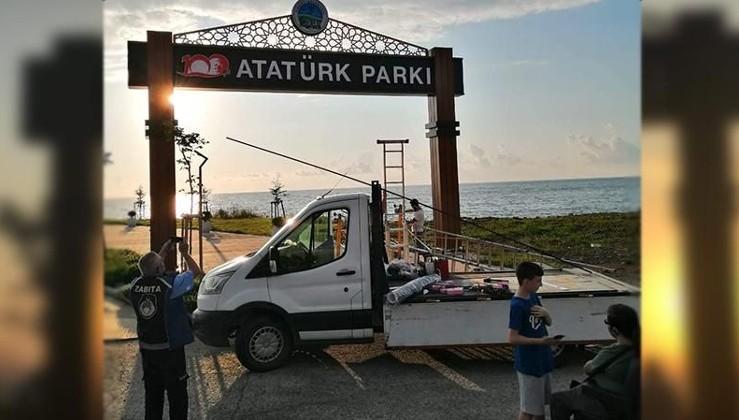 Parka Atatürk'ün adının verilmesine izin çıkmadı