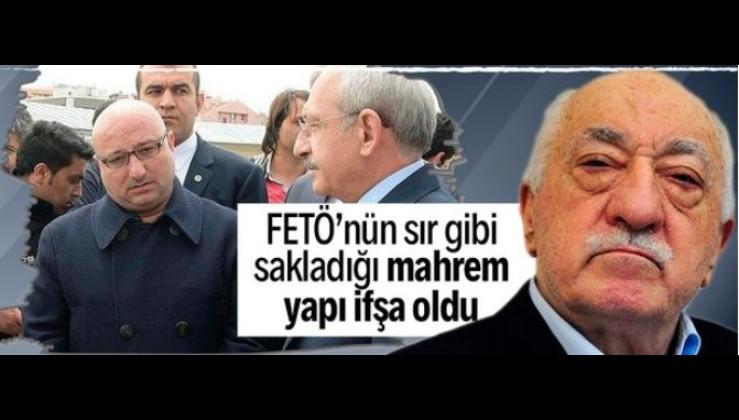 SON DAKİKA: FETÖ'nün MASON mahrem yapılanmasından Kılıçdaroğlu'nun eski danışmanı Fatih Gürsul çıktı