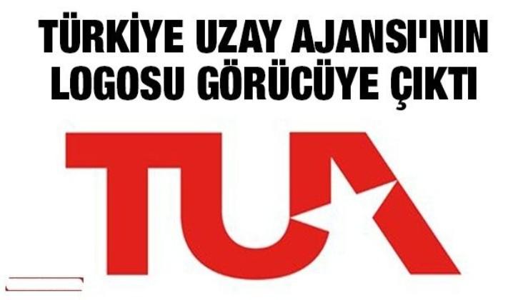 Türkiye Uzay Ajansı'nın logosu görücüye çıktı