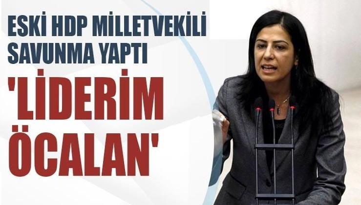 HDPKK'lı Aka: 'Liderim Öcalan'