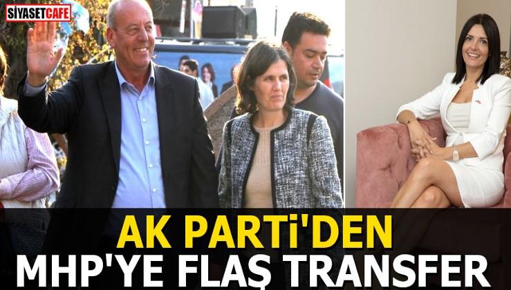 AK Parti'den MHP'ye flaş transfer