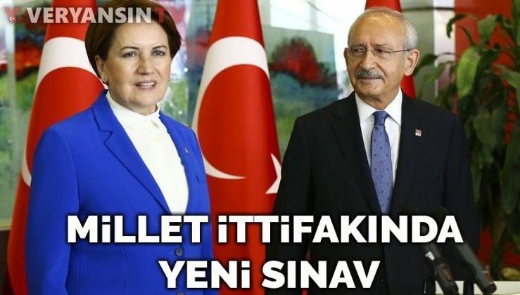 Millet İttifakı'nda yeni sınav: HDP