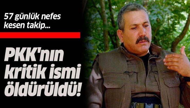 PKK'nın istihbaratçısı Mehmet Bayden öldürüldü! 57 günlük nefes kesen takip....