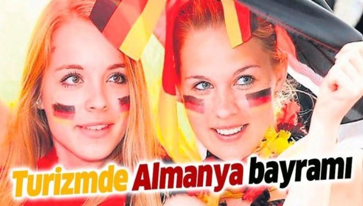 Turizmde Almanya bayramı