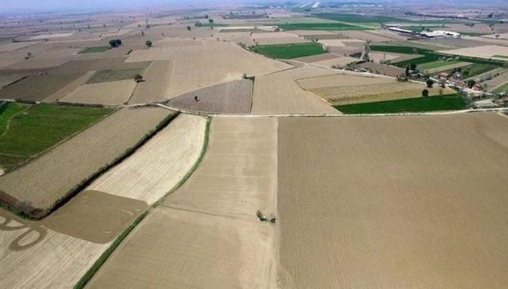 Ankara'da 162 bin dekar tarım arazisi suyla buluştu