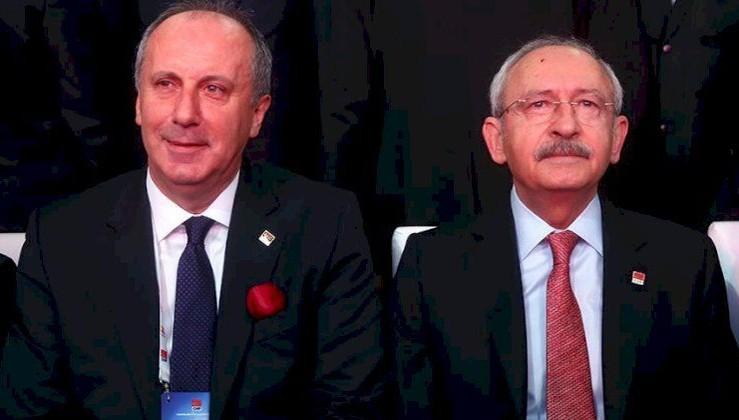 CHP Erdemli ilçe yönetiminde 'Muharrem İnce' istifası