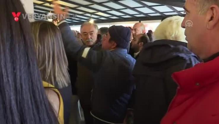CHP'nin Urla toplantısı karıştı: FETÖ'cü olduğunu bile bile…