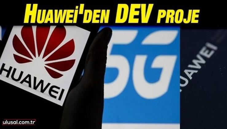 Huawei, 5GtoB çözümüyle 1000 akıllı fabrika kurmayı hedefliyor